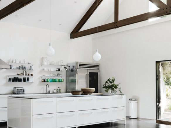 Kitchen Of The Week A Vipp Modular Kitchen In The Hamptons
