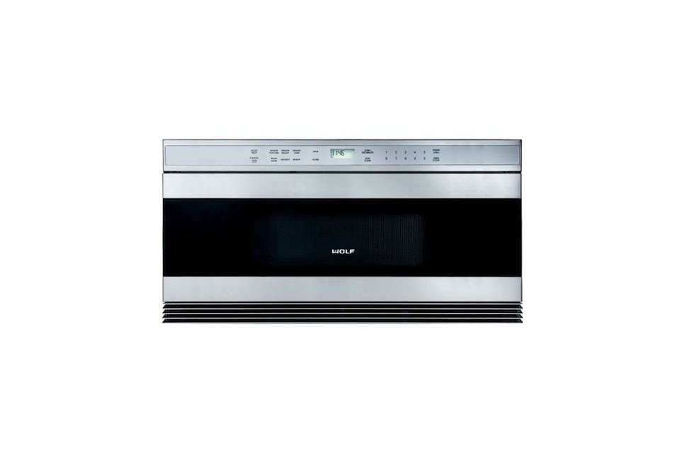 The Wolf 30 Inch Built In Microwave Drawer Can Be Installed A Standard