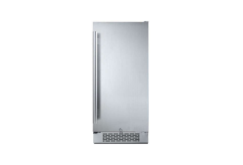 The refrigeratoris the Avallon 3.3 Cubic Foot Built-In Fridge.