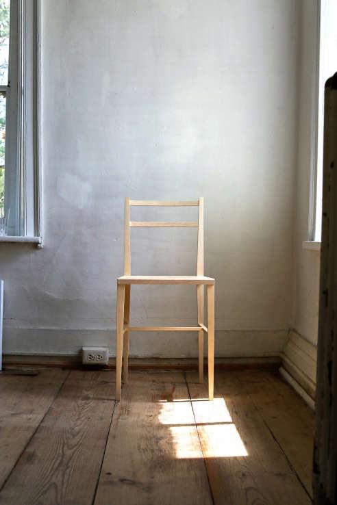 Deborah Ehrlich's Handmade Chair
