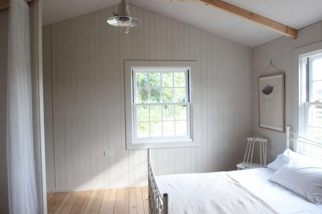 Expert Advice How To Use Wood Paneling To Add Loftiness To A Room Remodelista