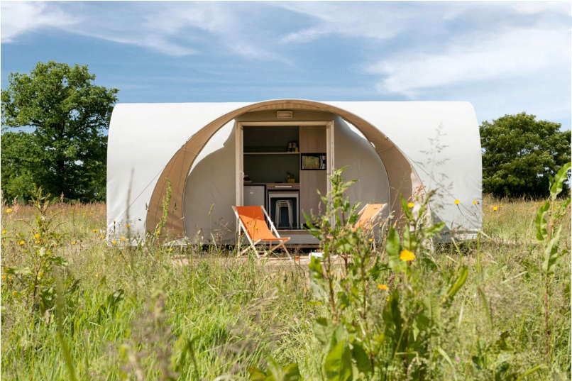 Another Gl&inghub find this tent near the Tuscan coast takes a more modern approach to & Camping roundup: our favorite luxe camps tented edition
