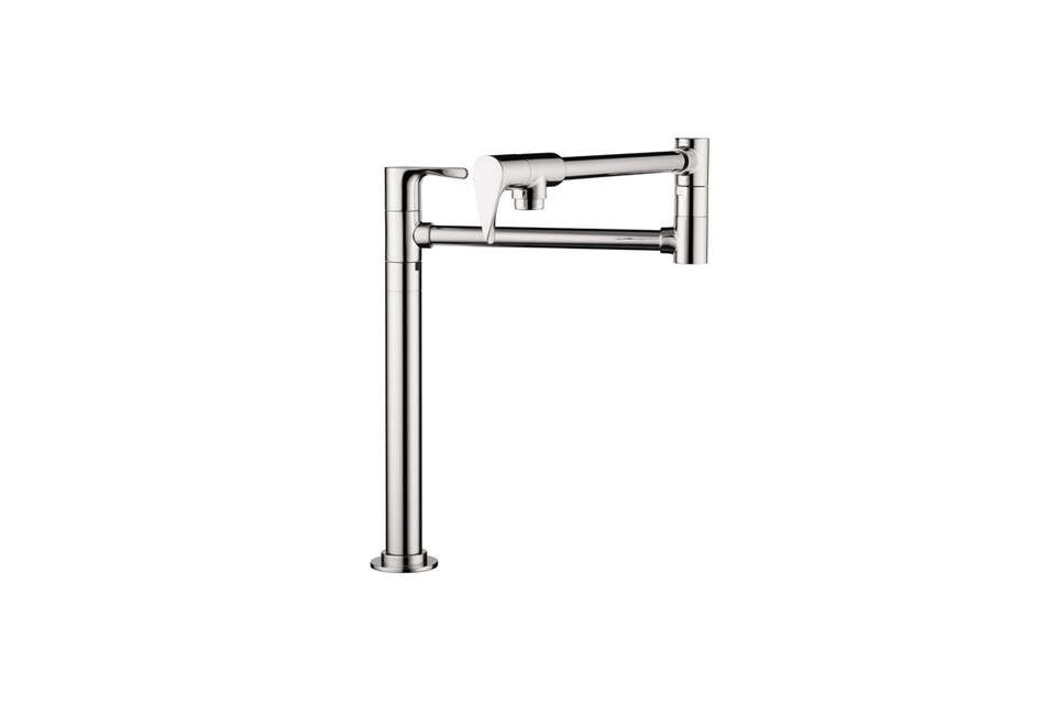 TheHansgrohe Axor Citterio Pull-Out Spray Kitchen Faucet is a unique model from Antonio Citterio for $data-src=