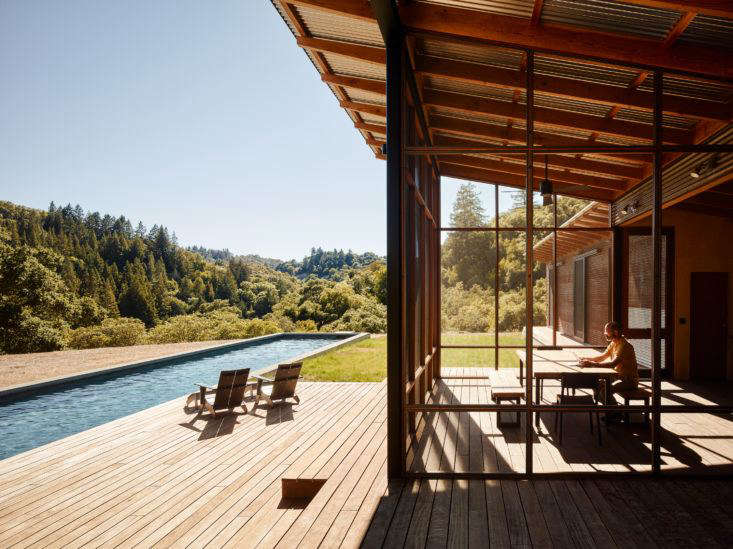In California Wine Country, A Family Campground (Plus Lap Pool) - Remodelista
