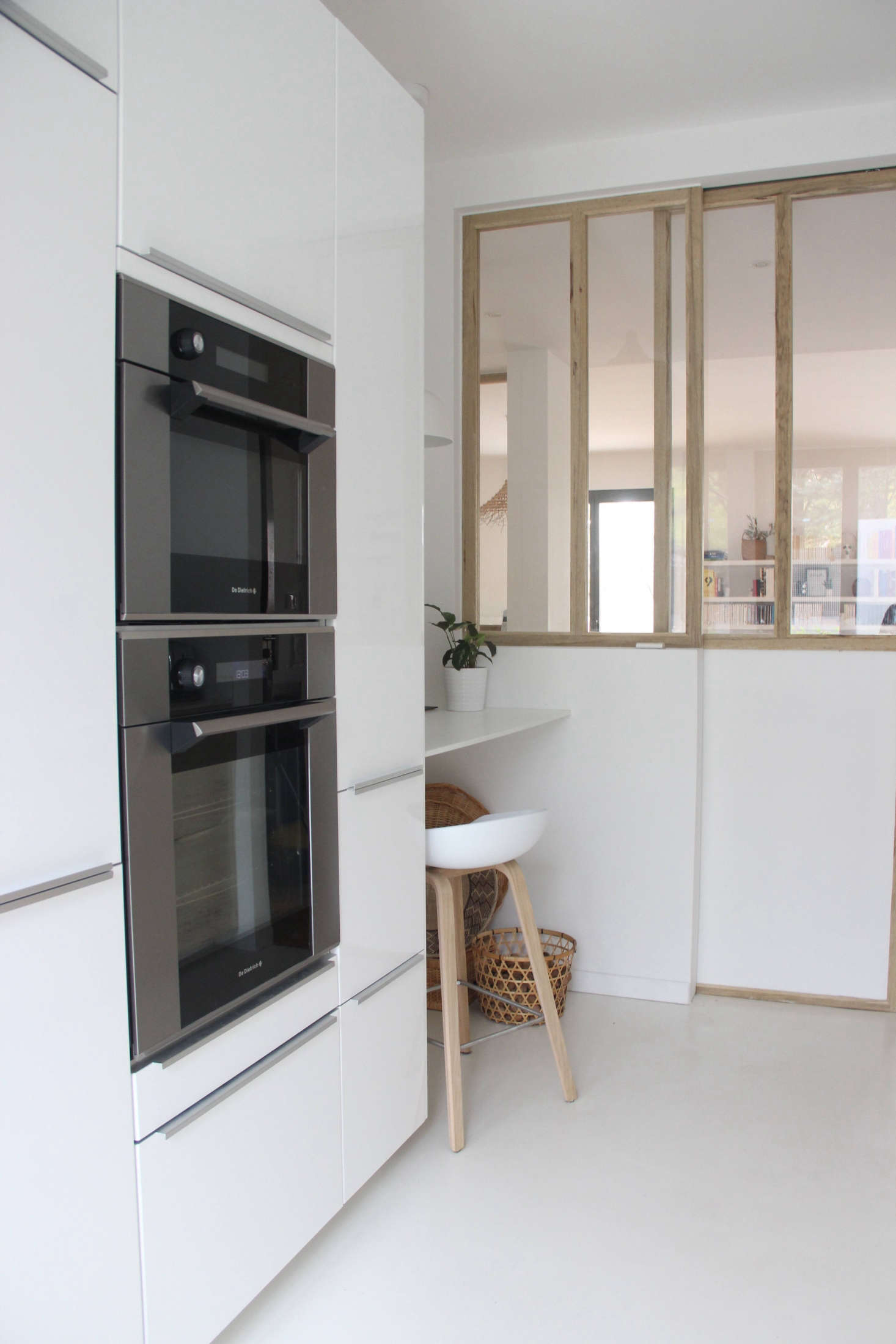 Before & After: A Designer\'s Ikea Hack Kitchen in Provence