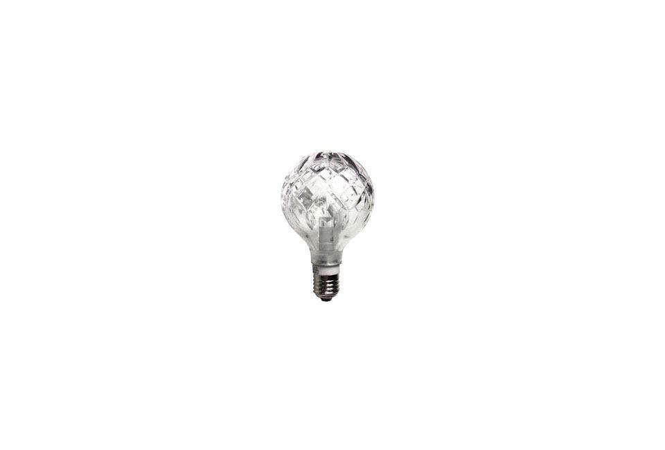 The Lee Broom Cut Crystal Light Bulb is $190 at Lightopia. For more, see our post High/Low: Cut-Crystal Light Bulbs.