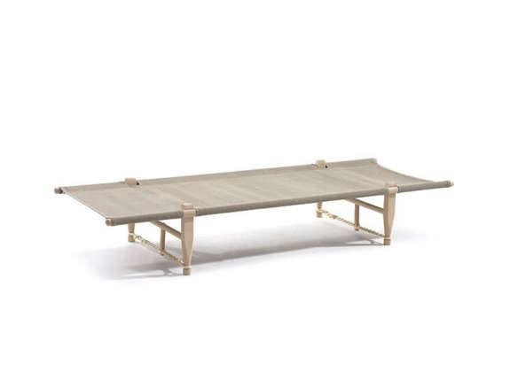 Beechwood Folding Bed