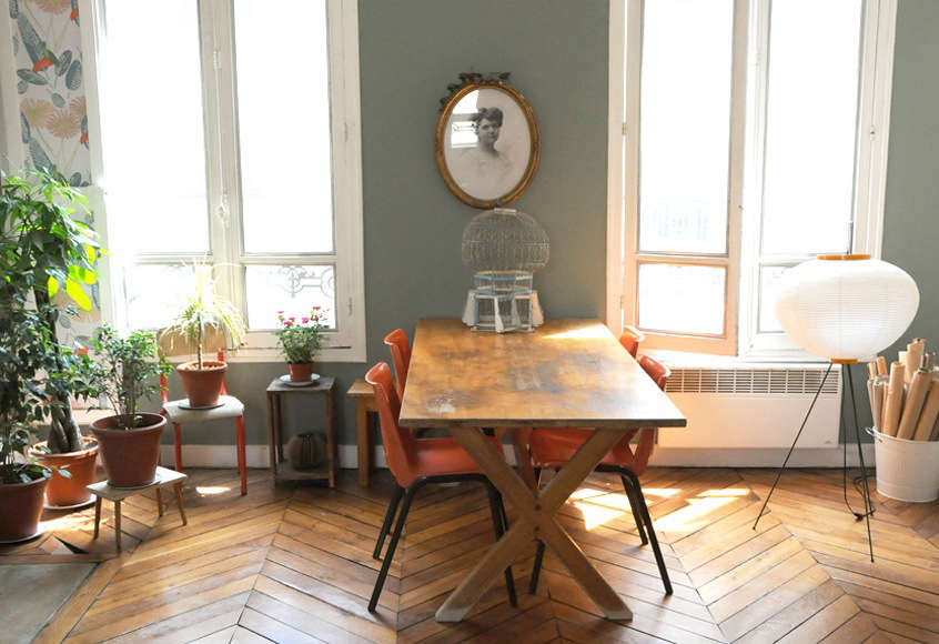 Bon Appetit 13 Favorite French Dining Rooms From The