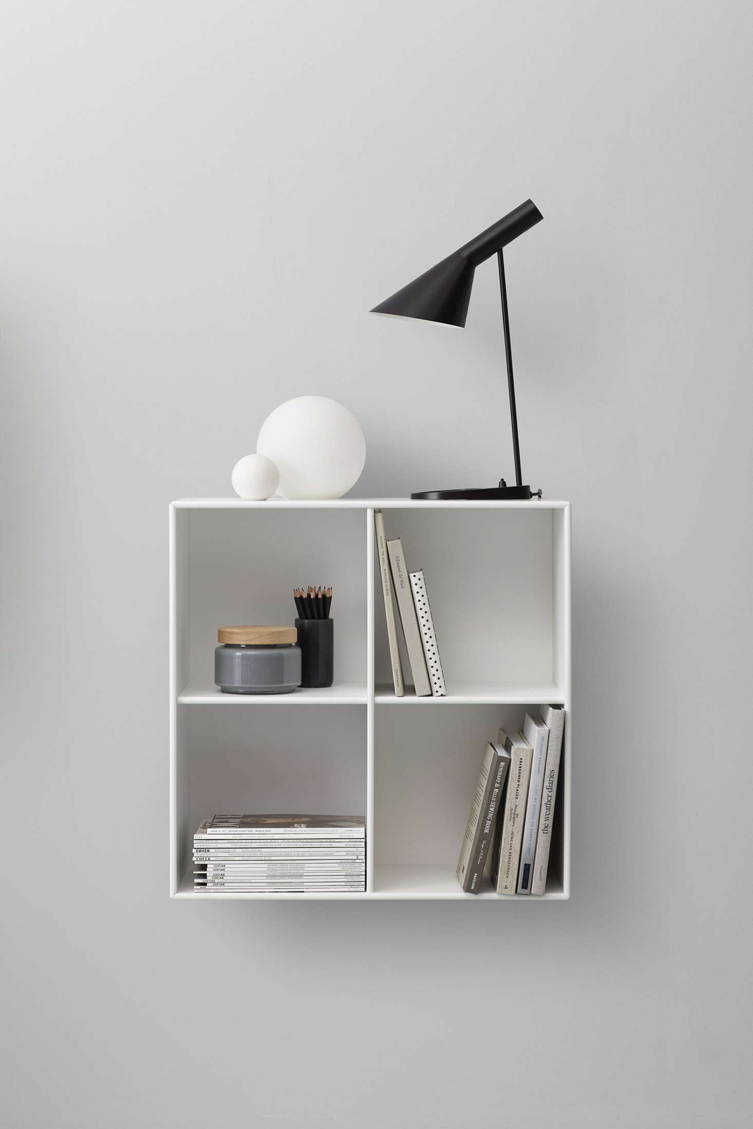 Modular Household Storage Systems From Montana Of Denmark