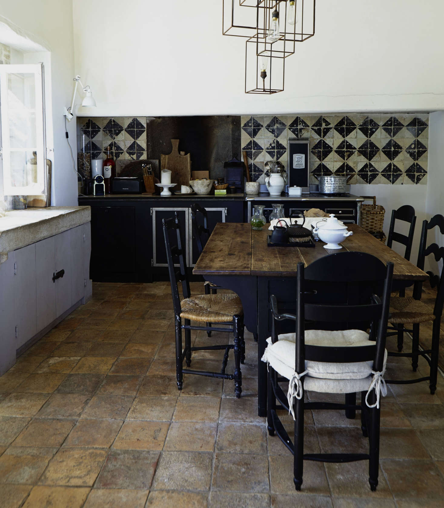 Interior Inspiration How To Plan The Perfect Kitchen: Required Reading: Perfect French Country, Inspirational