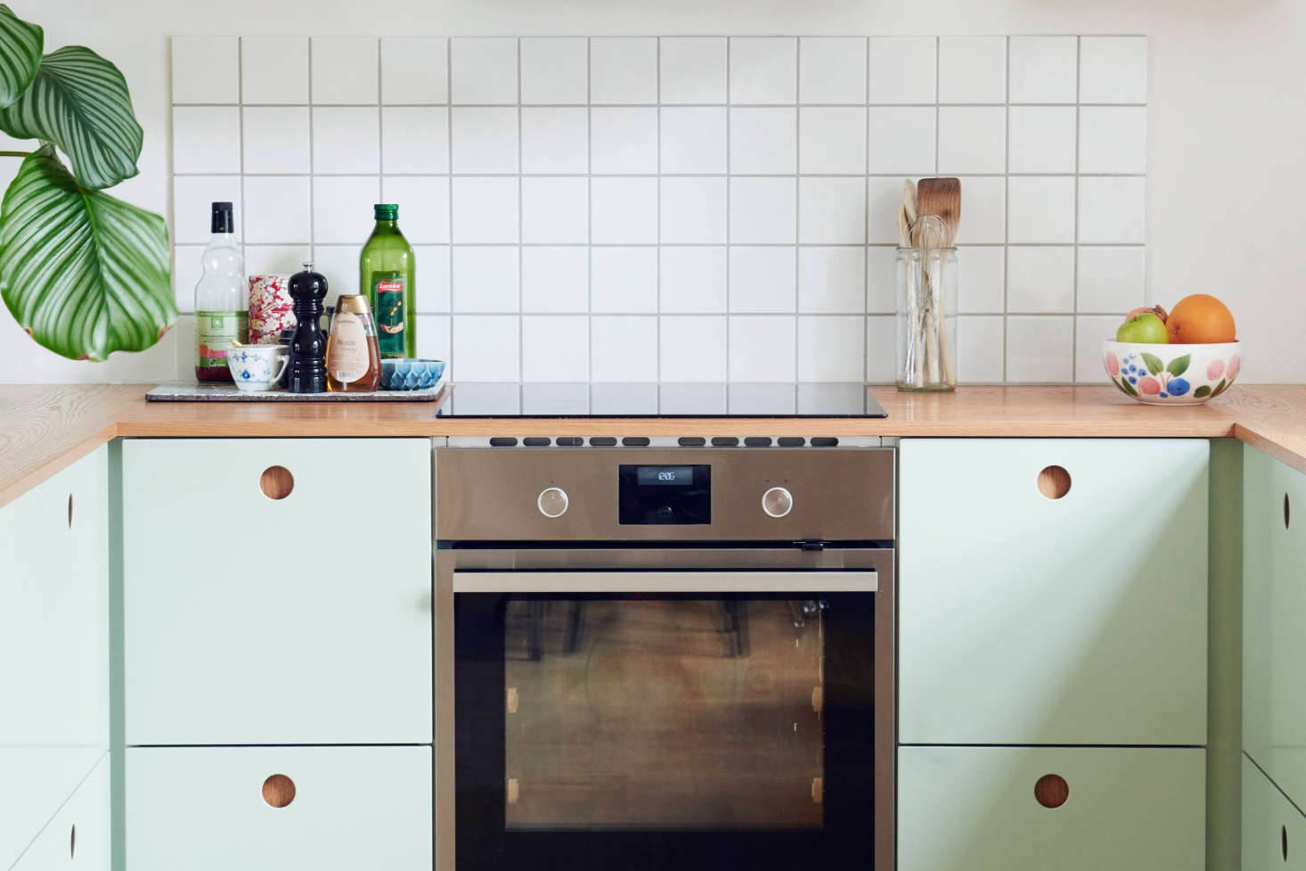 green spot kitchen stylish ikea kitchen with mint green cabinet fronts 1466