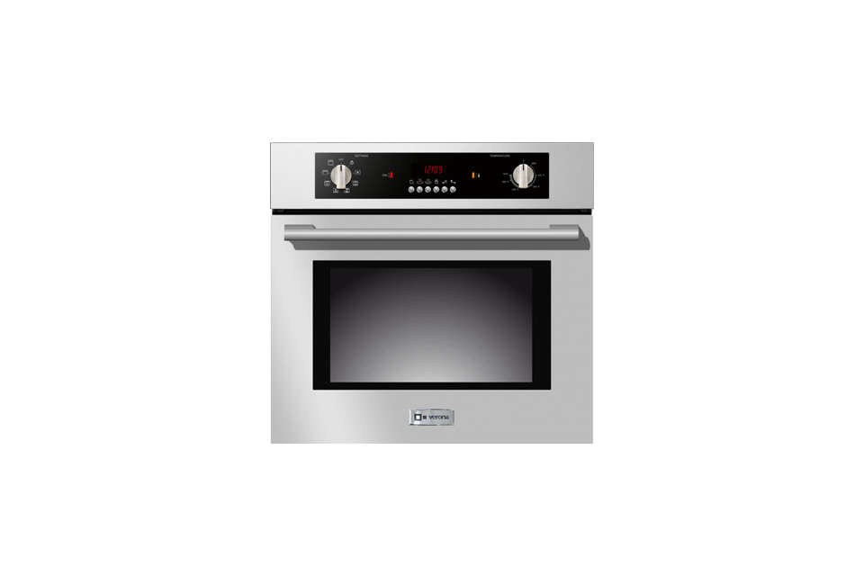 The oven is the Verona  in. Electric src=