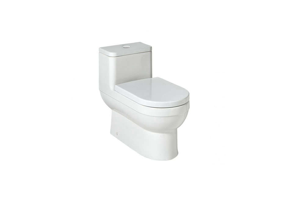 Low flow faucets and 2 Buttomn commodes
