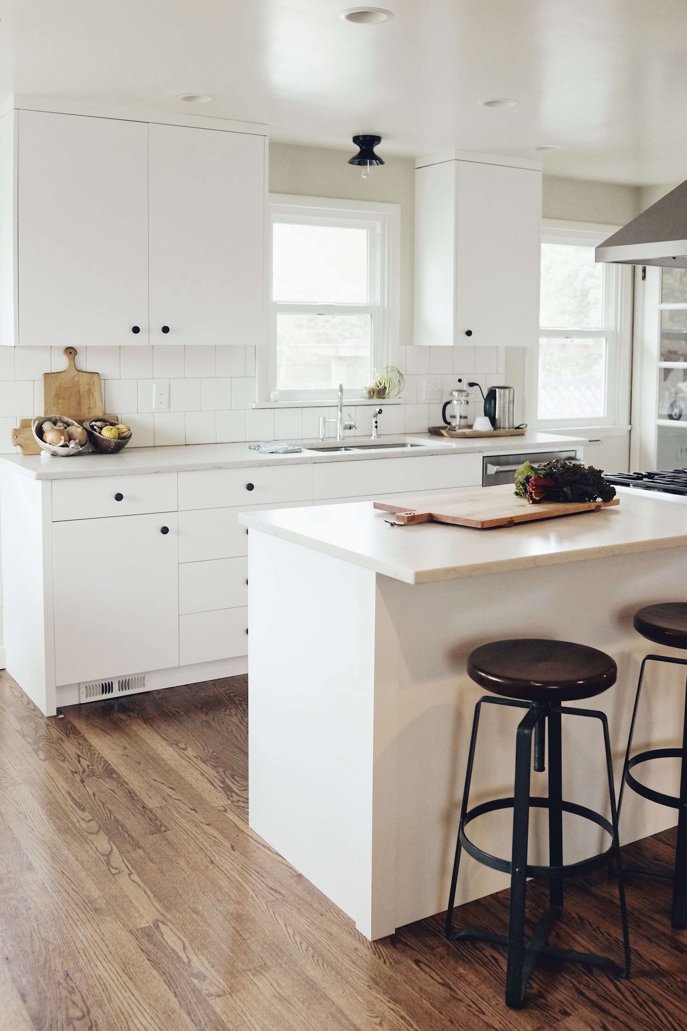 Kitchen Of The Week A Family Kitchen In Seattle Budget Edition - Family-kitchen-design