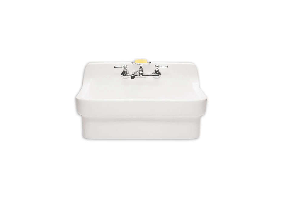 A freestanding option, the American Standard Country Farmhouse Sink is $770.99 at Vintage Tub and Bath.