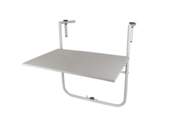 Adjustable Folding Balcony Table