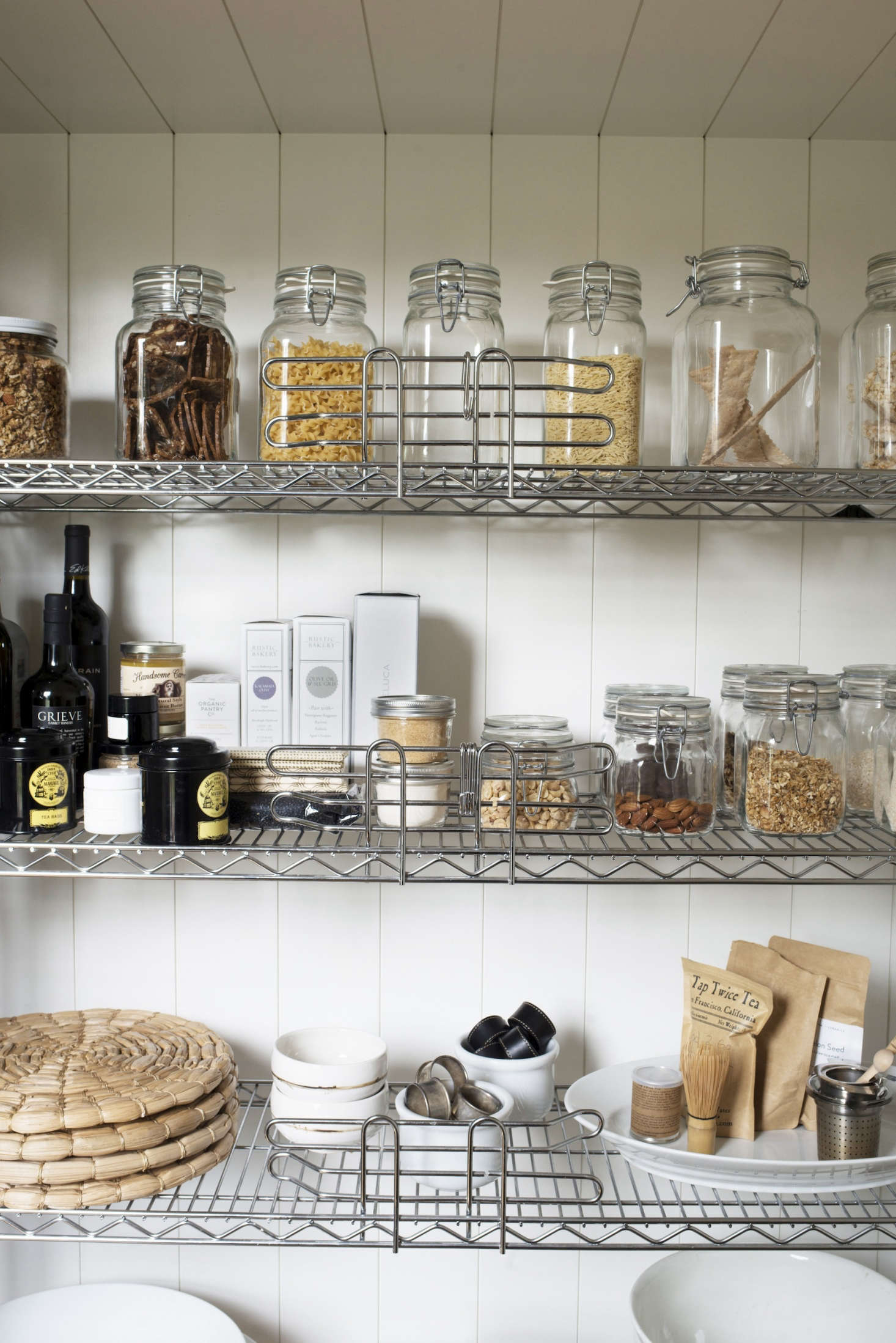 A Peek Inside the Pantry: 11 Kitchen Storage Favorites - Remodelista