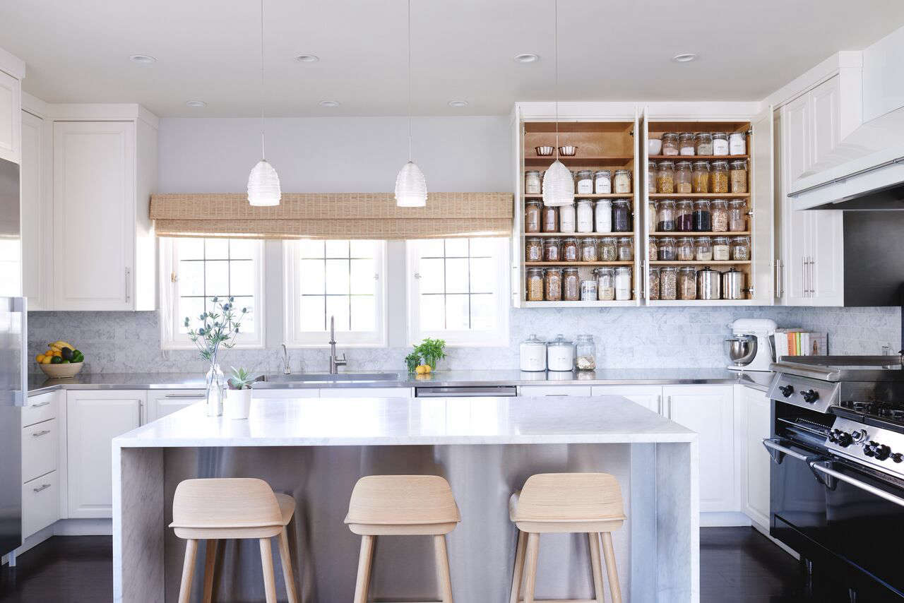 Wiebke's pristine, streamlined kitchen in the Crocker Highlands neighborhood of Oakland is where it all began.