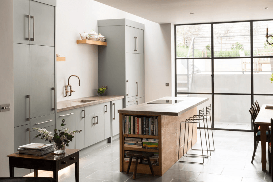 Steal this look new farmhouse kitchen in london remodelista for New kitchen london