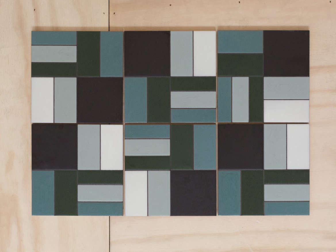 Ceramic tile porcelain tile curated collection from remodelista clay tile grange dailygadgetfo Choice Image