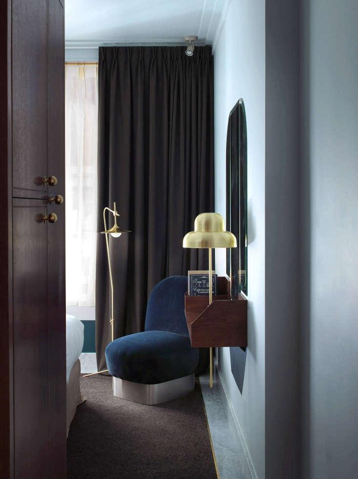Hotel Guest Room Design: Henrietta Hotel London, New Covent Garden Boutique Hotel