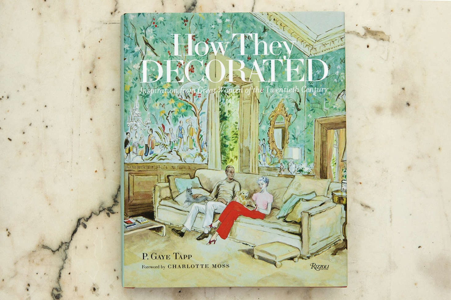 How They Decorated: Inspiration from Great Women of the th Century; see Kendra&#8