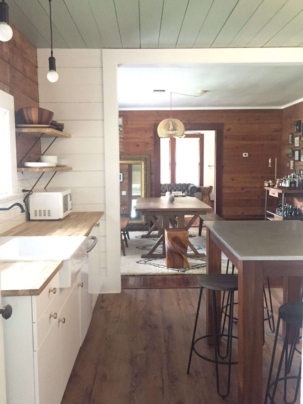 1928 Texas Bungalow Kitchen Remodel
