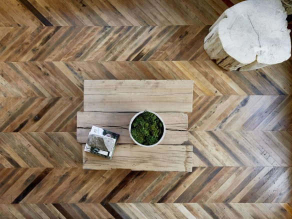 expert advice the ins and outs of reclaimed wood flooring