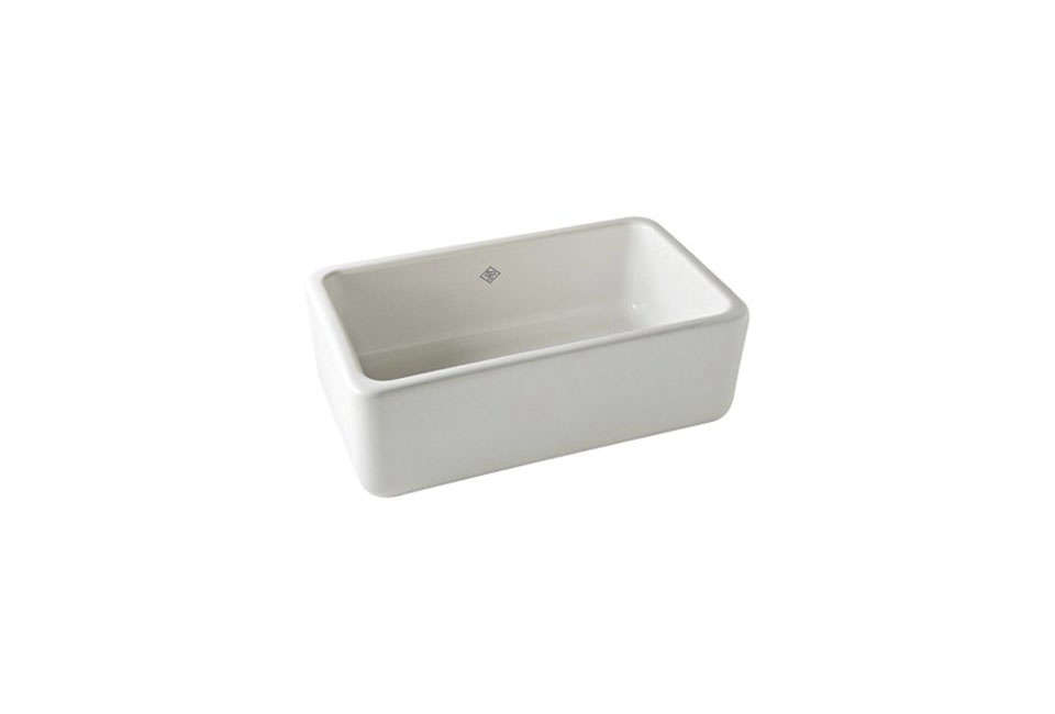 In My Seattle Remodel I Used Shawu0027s Original 3018 Fireclay Apron Front Sink  From Rohl.