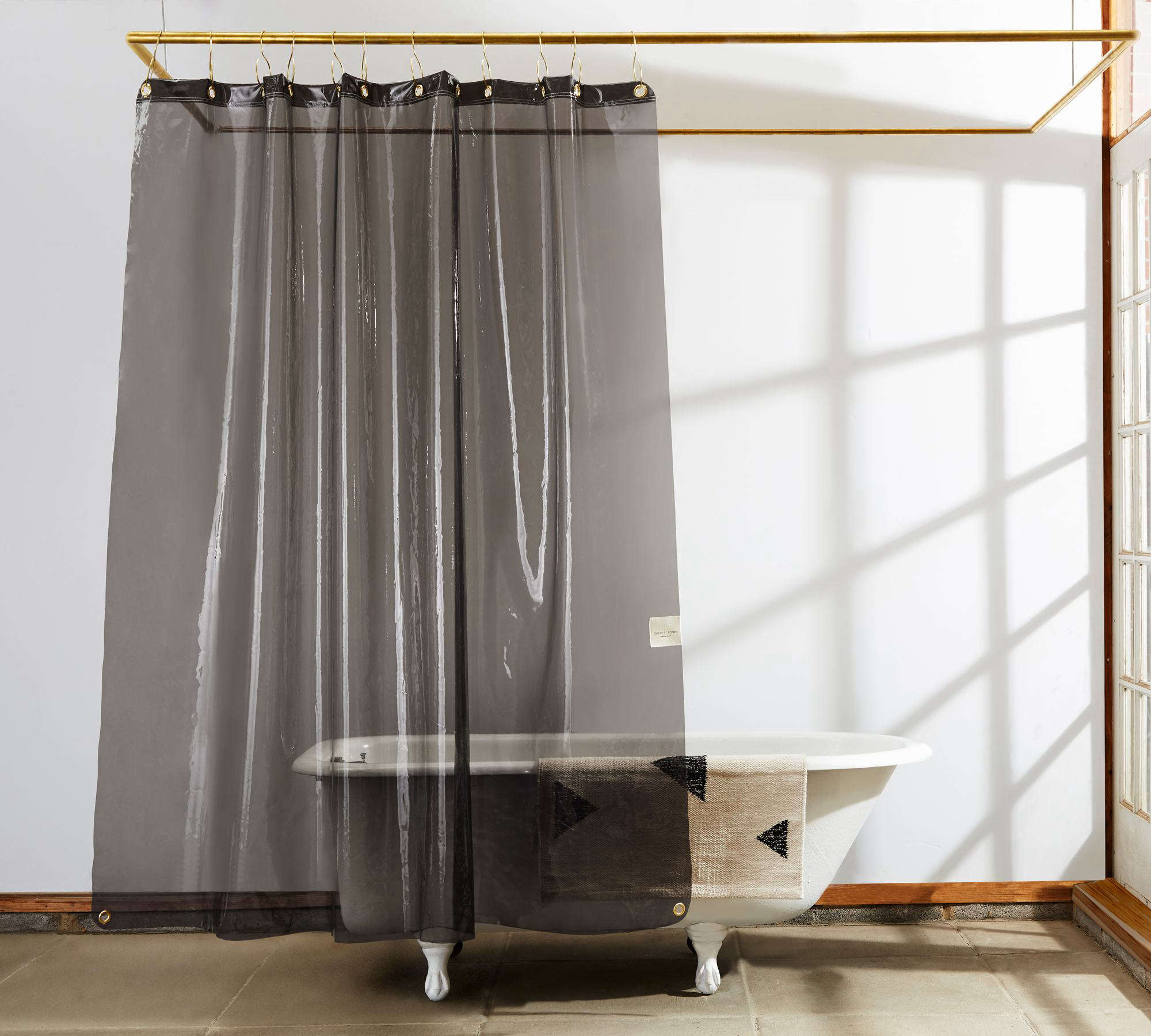 Spectacular The Sun Shower Night Ride Shower Curtains