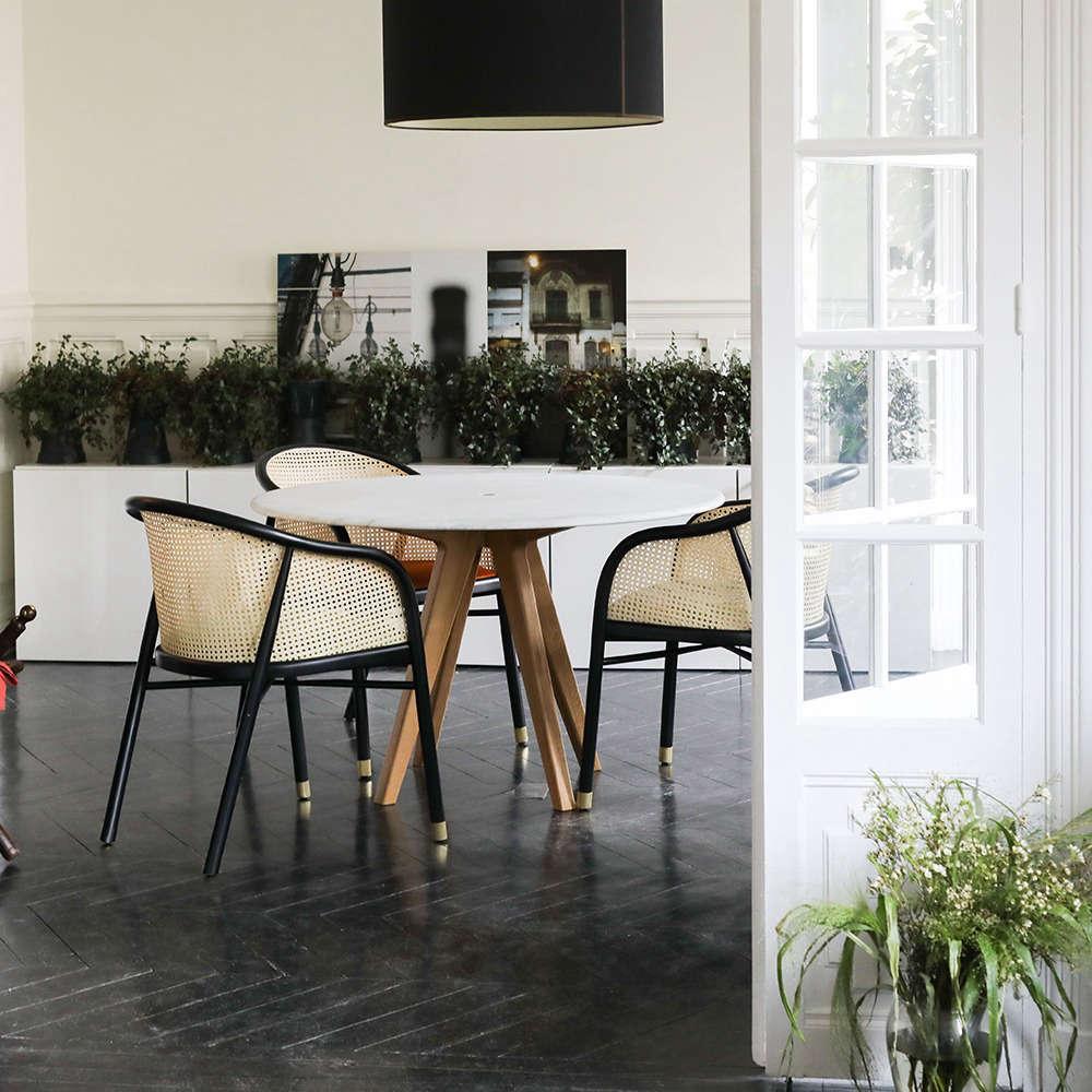 vintage inspired furniture reimagined in color remodelista sourcebook for the considered home. Black Bedroom Furniture Sets. Home Design Ideas