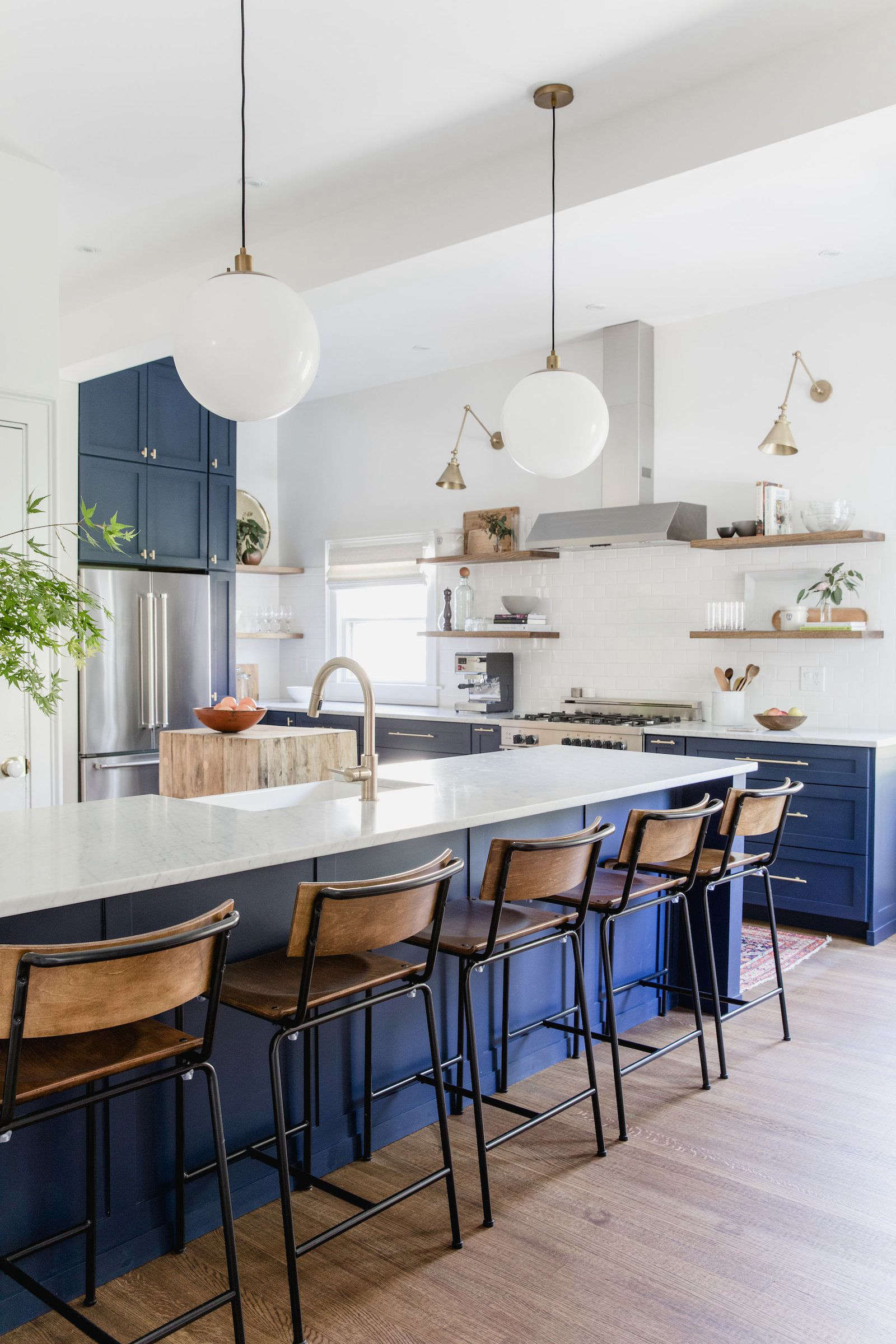 What Is A Kitchen Island With Pictures: West End Eclectic Kitchen