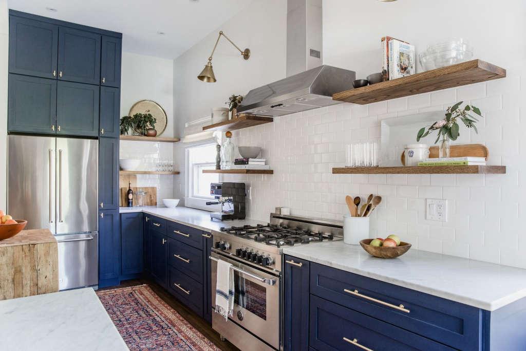 corner - Eclectic Kitchen