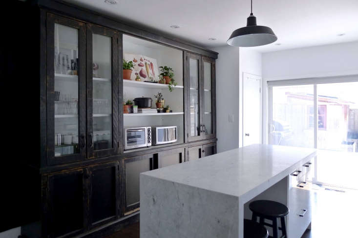 above zachary leung submitted his rustic refined kitchen in toronto chosen by guest judge sam hamilton who said a lovely renovationwhat an