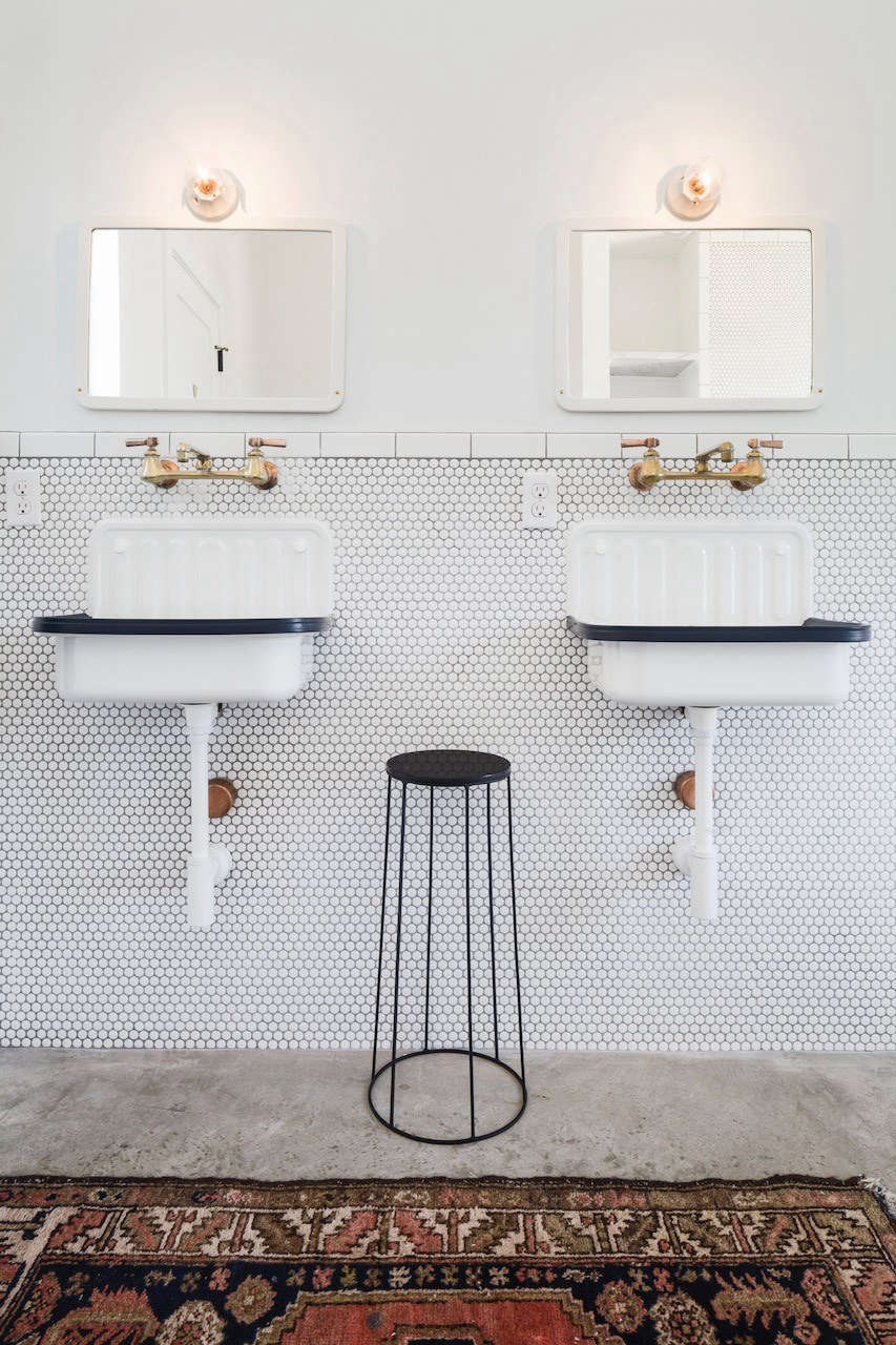 Epic The Bear Creek Bovidae Bath in Austin Texas was chosen by Remodelista editor Julie