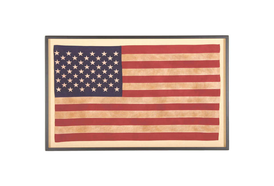 Design Sleuth: Made-in-the-USA American Flags - Remodelista