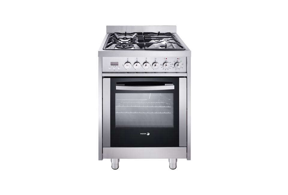 The Fagor 24-Inch Dual Fuel Range is $1,199 at Compact Appliance.