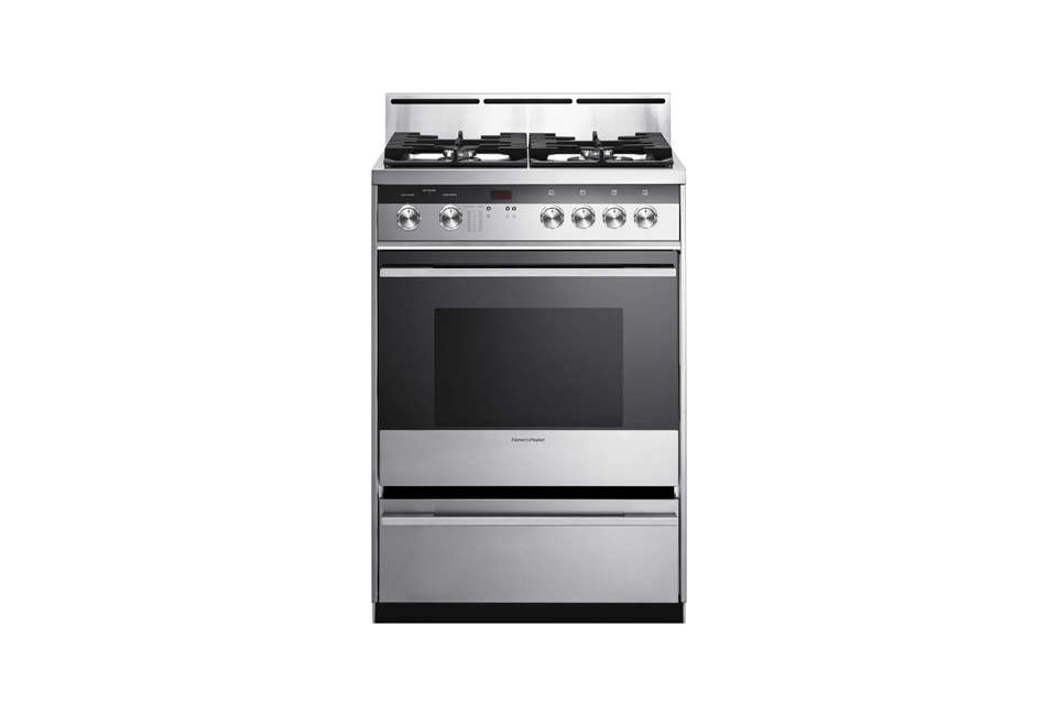 Pro Style Gas Range Is $1,899 At AJ