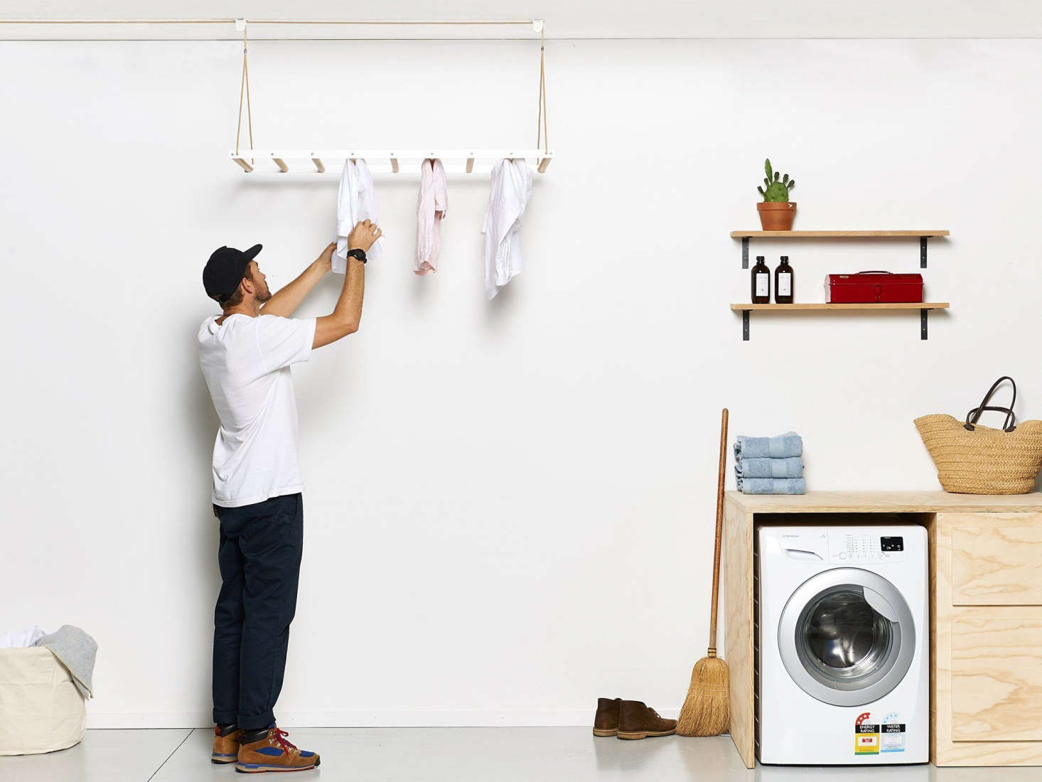 Commercial Laundry Room Design
