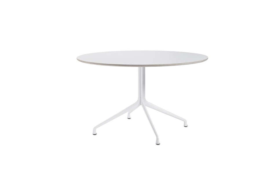 10 Easy Pieces Simple White Round Dining Tables Remodelista