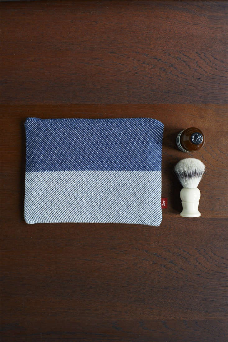 dae3e867445e Woven Indigo Soft Goods from Lane and London Cloth Company - Remodelista