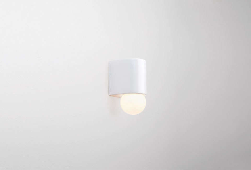 New Directions: Porcelain Lighting Fixtures From Michael Anastassiades