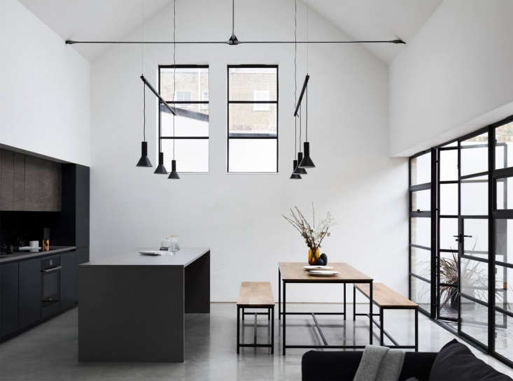 Above Defoe Road In London Was Submitted By Paper House Project And Chosen Julie Carlson Who Said We Love The Chiaroscuro Feel Of This Crisp Interior