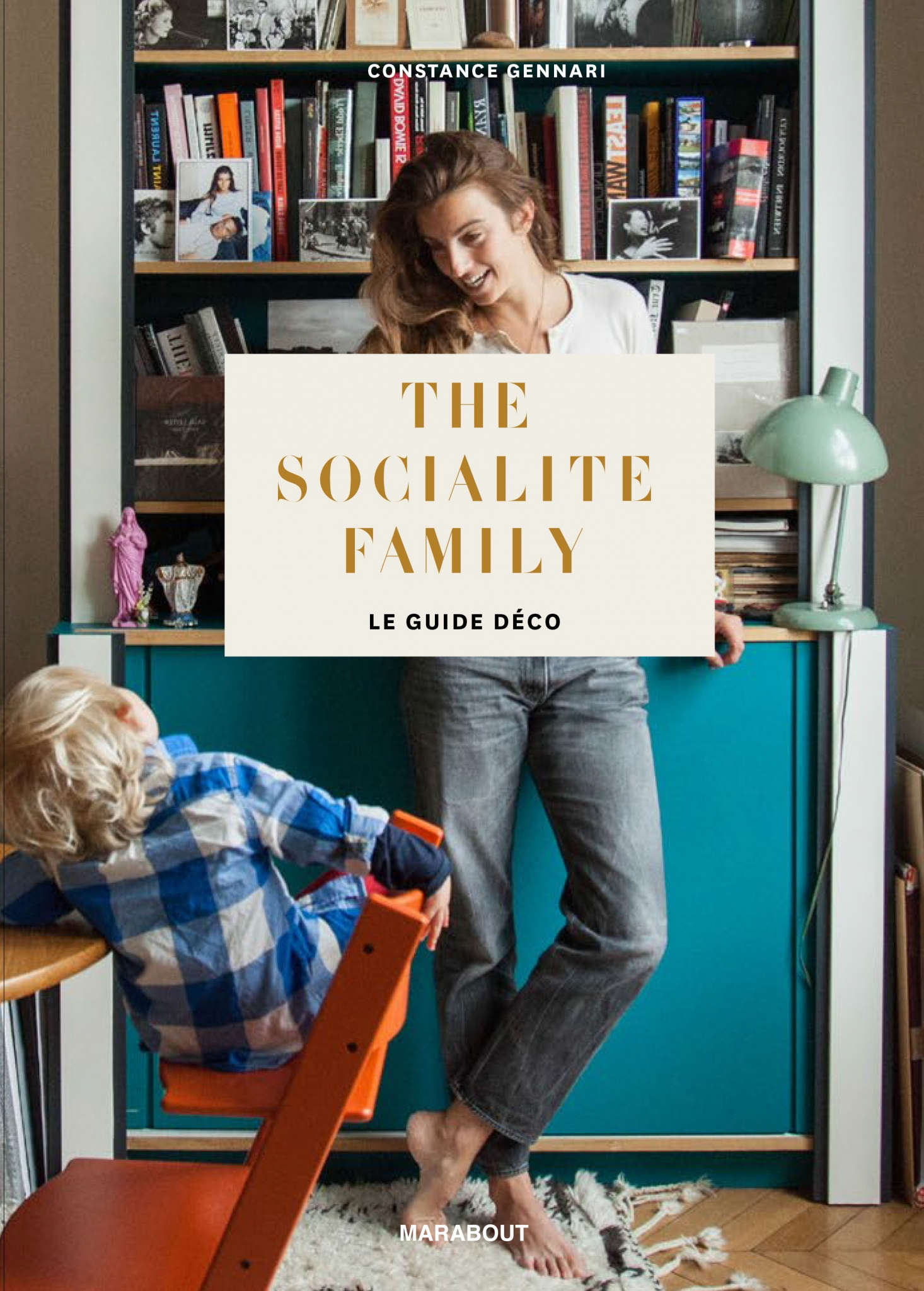 The Socialite Familyis published by Marabout Edition, a division of Hachette Livre. It&#8