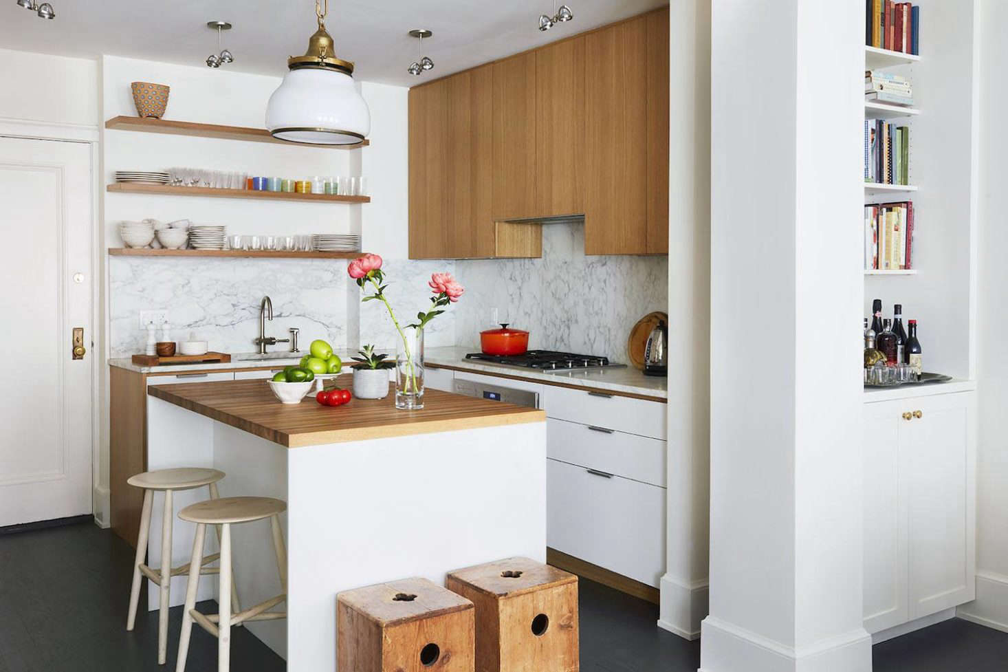 Kitchen of the Week: The Upper East Side Kitchen of a \