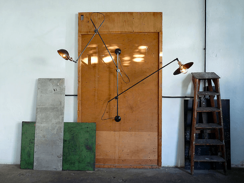 10 Easy Pieces: French Industrial Wall Lights - Remodelista