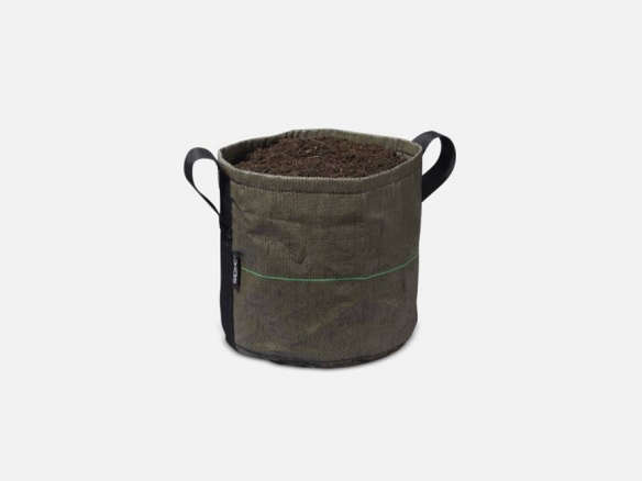 247garden 5 gallon aeration fabric pot. Black Bedroom Furniture Sets. Home Design Ideas