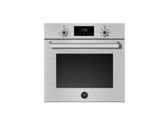 bertazzoni 24inch single electric wall oven