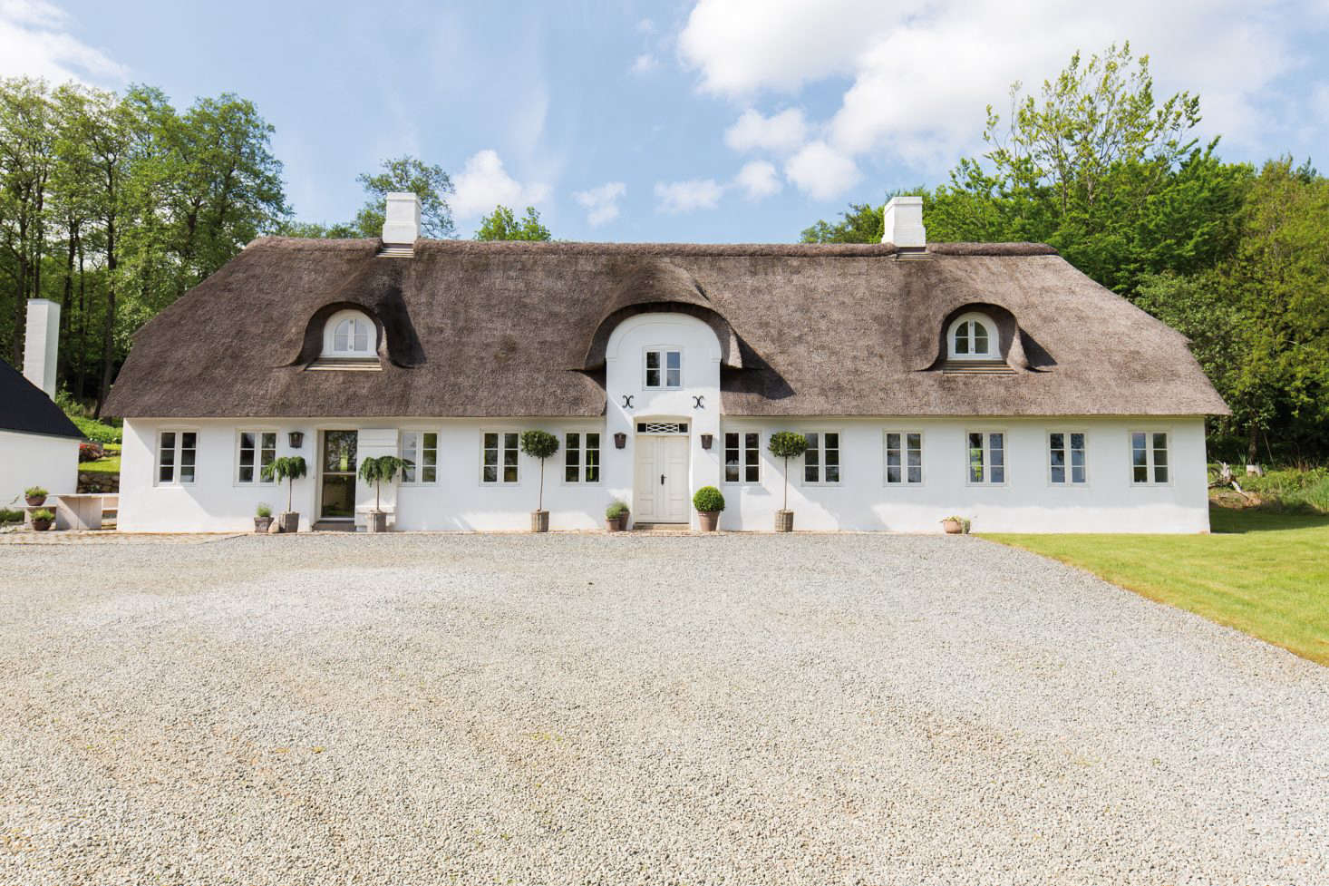 The Dinesen Family House: A Historic Renovation for Danish Design Royalty