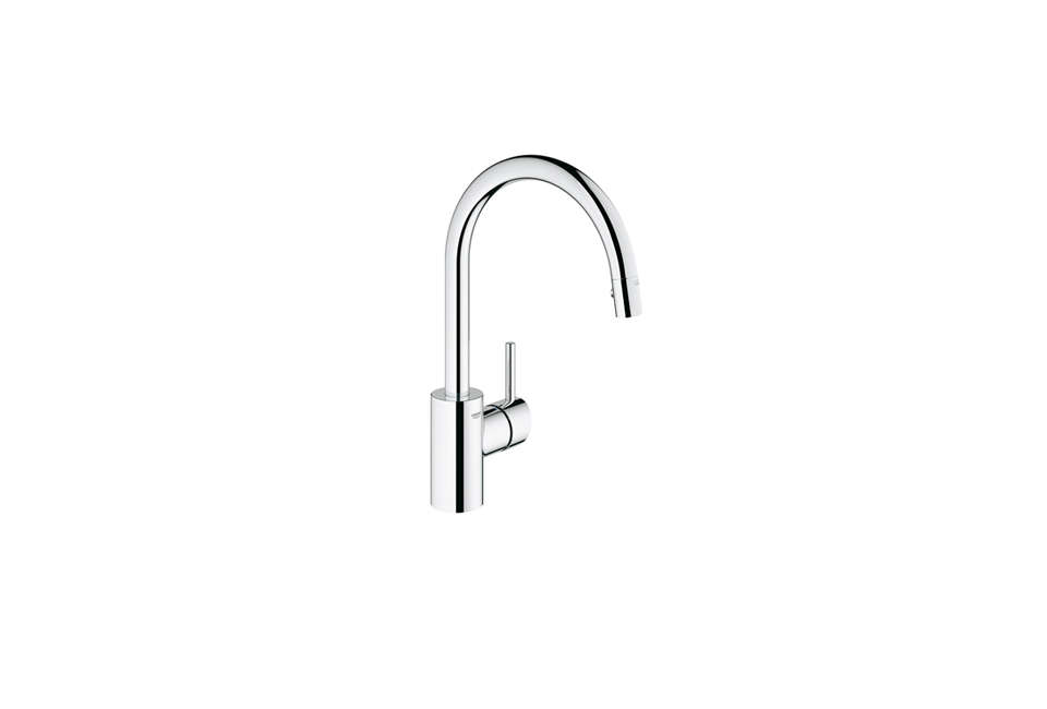 10 Easy Pieces: Architects\' Go-To Modern Kitchen Faucets - Remodelista